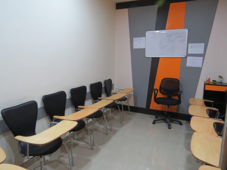 GD & Case Study Room